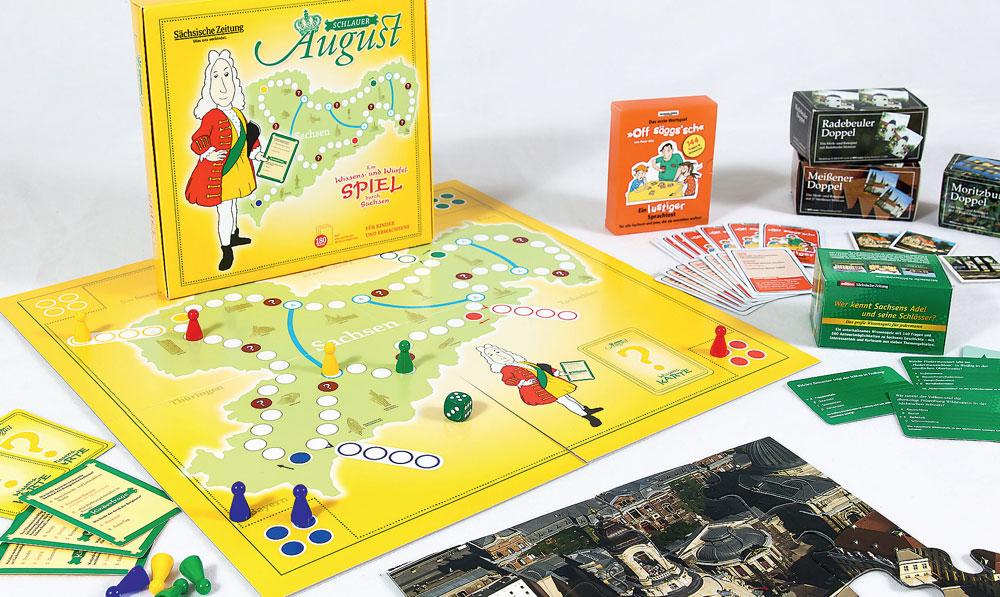 Brettspiele für unterwegs oder einen gemütlichen Spieleabend – individuell angepasste Spiele mit Ihrem Design kommen in jeder Altersgruppe gut an.