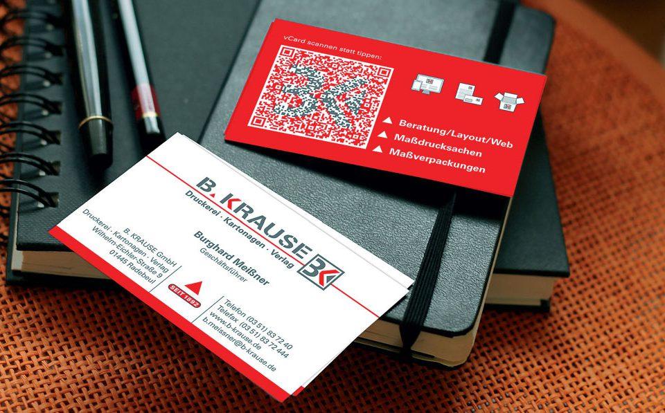 Das Aushängeschild für Firmen, Unternehmer, aber auch Privatpersonen – die Visitenkarte. Bei uns finden Sie individuelle Angebote, um schon beim ersten Gespräch einen guten Eindruck zu hinterlassen.