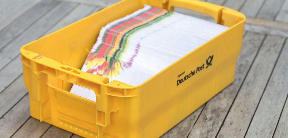 Wir bieten Ihnen einen sicheren und zuverlässigen Versand, sodass alle Produkte, Briefe und Pakete auf schnellstem Weg zum Empfänger gelangen.