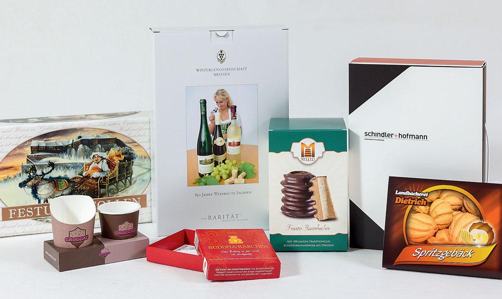 Verpackungen individuell angepasst an Ihre Produkte und Bedürfnisse. Mit dem passenden Design ein echter Hingucker.